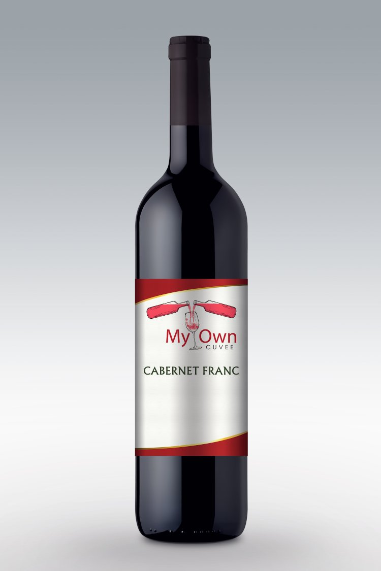 Heavy Red Wine : Cabernet franc my own cuvee